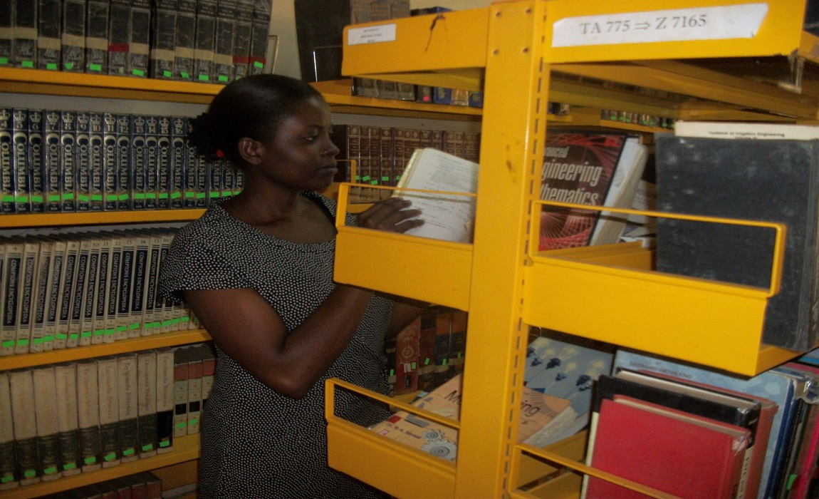 Library and Agricultural Information Services